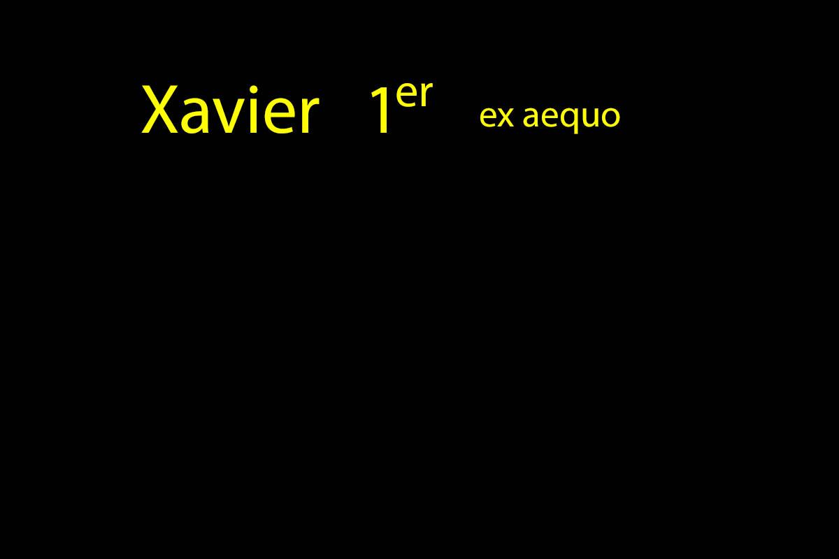 Xavier_1erexaequo